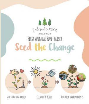 Seed the Change! First Annual CKA Fun-Raiser